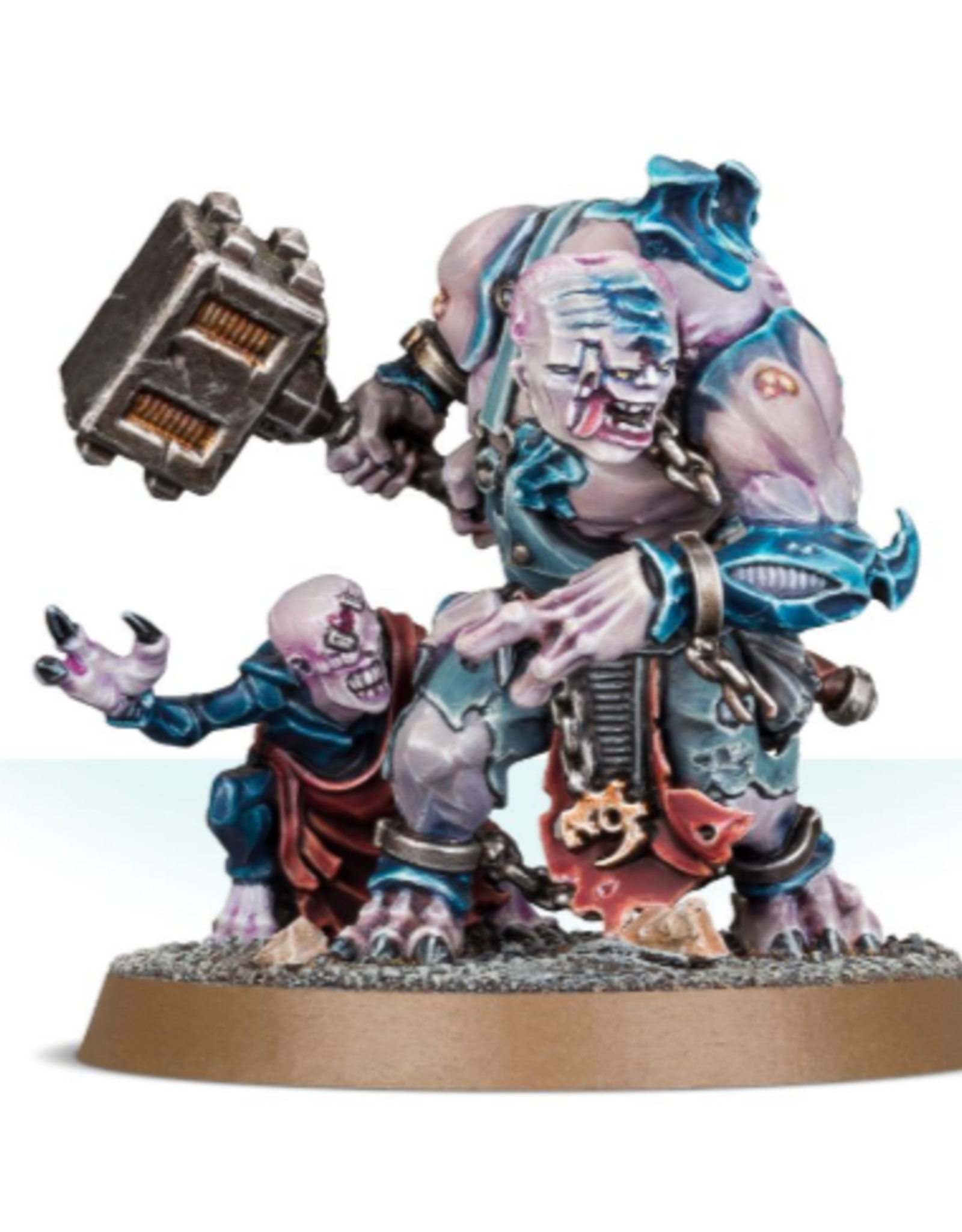 Games Workshop GENESTEALER CULTS ABOMINANT