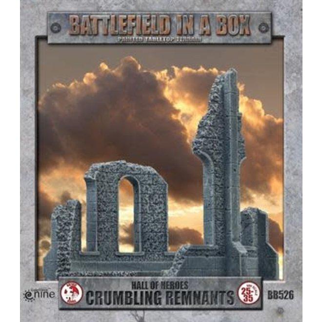 Gothic Battlefields - Crumbling Remnants 30mm