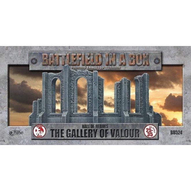 Gothic Battlefields - Gallery of Valour 30mm