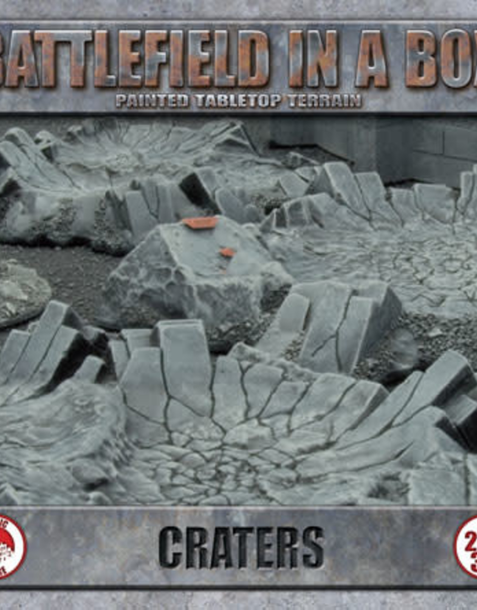 Gale Force Nine Gothic: Craters