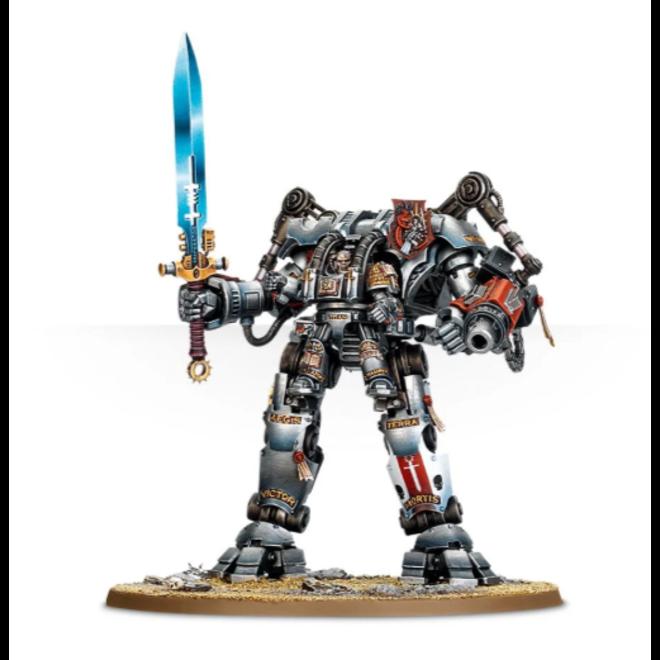 Grey Knights: Nemesis  Dreadknight