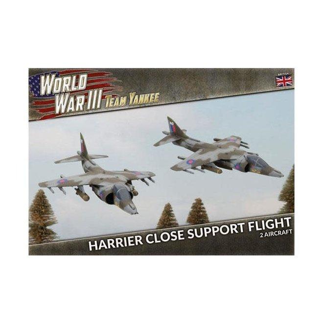 TY   Harrier Close Support Flight