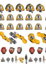 Games Workshop Imperial Fists: Primaris Upgrades
