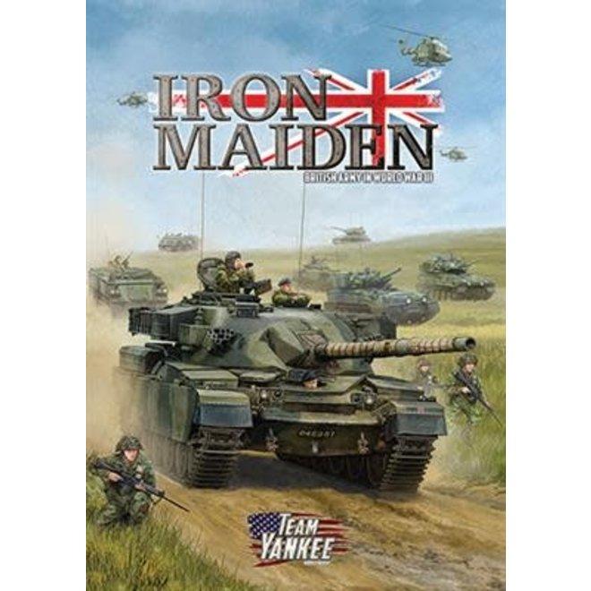 Team Yankee - World War III | Iron Maiden