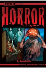 Steve Jackson Games Gurps: 4th Edition - Horror Hardcover
