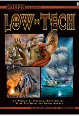 Steve Jackson Games Gurps: 4th Edition - Low-Tech Hardcover