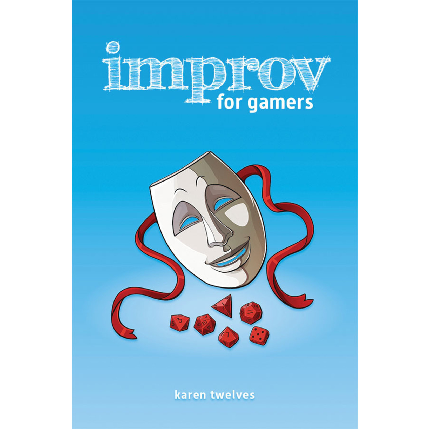 Evil Hat Productions Improv for Gamers Hardcover