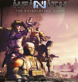 Modiphius Entertainment Infinity RPG: Player`s Guide