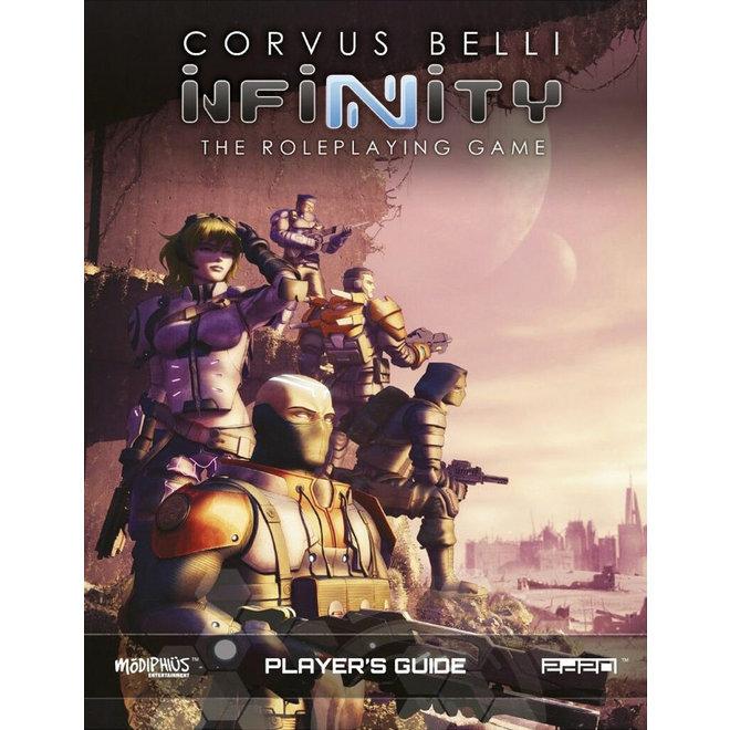 Corvus Belli: Infinity the RPG -Player`s Guide