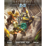 Modiphius Entertainment Infinity RPG: Quantronic Heat