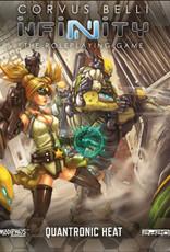 Modiphius Entertainment Infinity RPG: Quantronic Heat