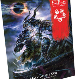 Fantasy Flight Games Legend of the Five Rings RPG: Mask of the Oni