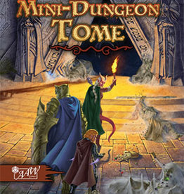 AAW Games Mini-Dungeon Tome D&D 5th Edition