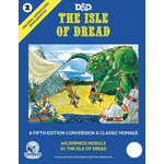 Goodman Games Original Adventures Reincarnated #2 The Isle Of Dread