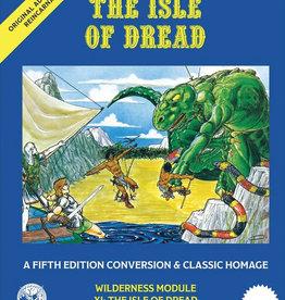 Goodman Games Original Adventures Reincarnated #2 The Isle Of Dread