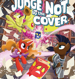ALC Studio My Little Pony: Tails of Equestria RPG - Judge Not By The Cover
