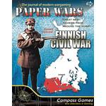 Compass Games Paper Wars #84: Finnish Civil War