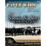 Compass Games Paper Wars #86: Nomads No More