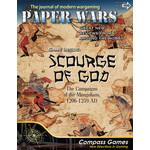 Compass Games Paper Wars #88: Scouge of God