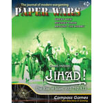 Compass Games Paper Wars #91: Jihad! The Rise of Islam 632 - 732 A.D.