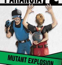 Mongoose Publishing Paranoia RPG: The Mutant Explosion