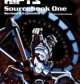 Palladium Books Rifts RPG: Sourcebook One Revised