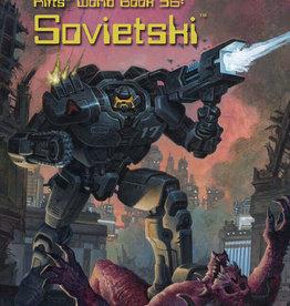Palladium Books Rifts RPG: Sovietski World Book
