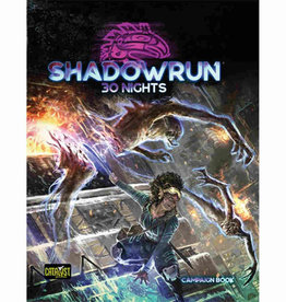 Catalyst Game Labs Shadowrun 6E: 30 Nights
