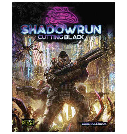 Catalyst Game Labs Shadowrun 6E: Cutting Black