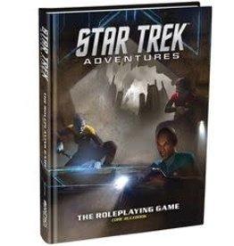 Modiphius Entertainment Star Trek Adventures RPG
