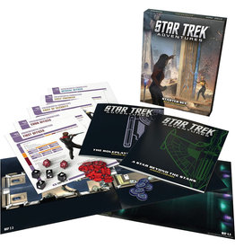 Modiphius Entertainment Star Trek Adventures RPG: Starter Set