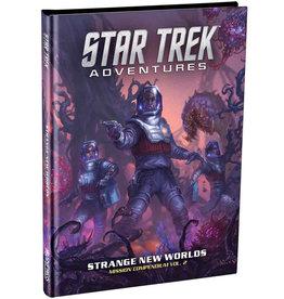 Modiphius Entertainment Star Trek Adventures RPG: Strange New Worlds