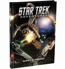 Modiphius Entertainment Star Trek Adventures RPG: Alpha Quadrant