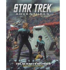 Modiphius Entertainment Star Trek Adventures RPG: Sciences Division Supplement