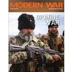 Strategy & Tactics Press Modern War #34: Opaque War - Ukraine 2014