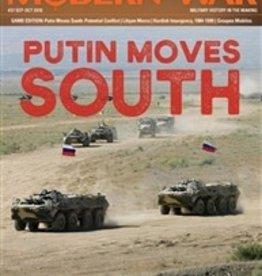 Strategy & Tactics Press Modern War #37: Putin Moves South