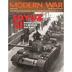 Strategy & Tactics Press Modern War #38: Soyuz 81