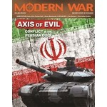 Strategy & Tactics Press Modern War #39: Axis of Evil: Iran