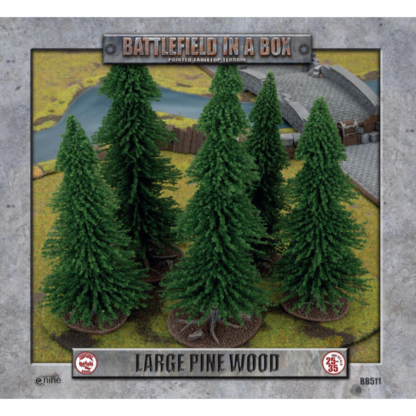 Gale Force Nine Large Pine Wood