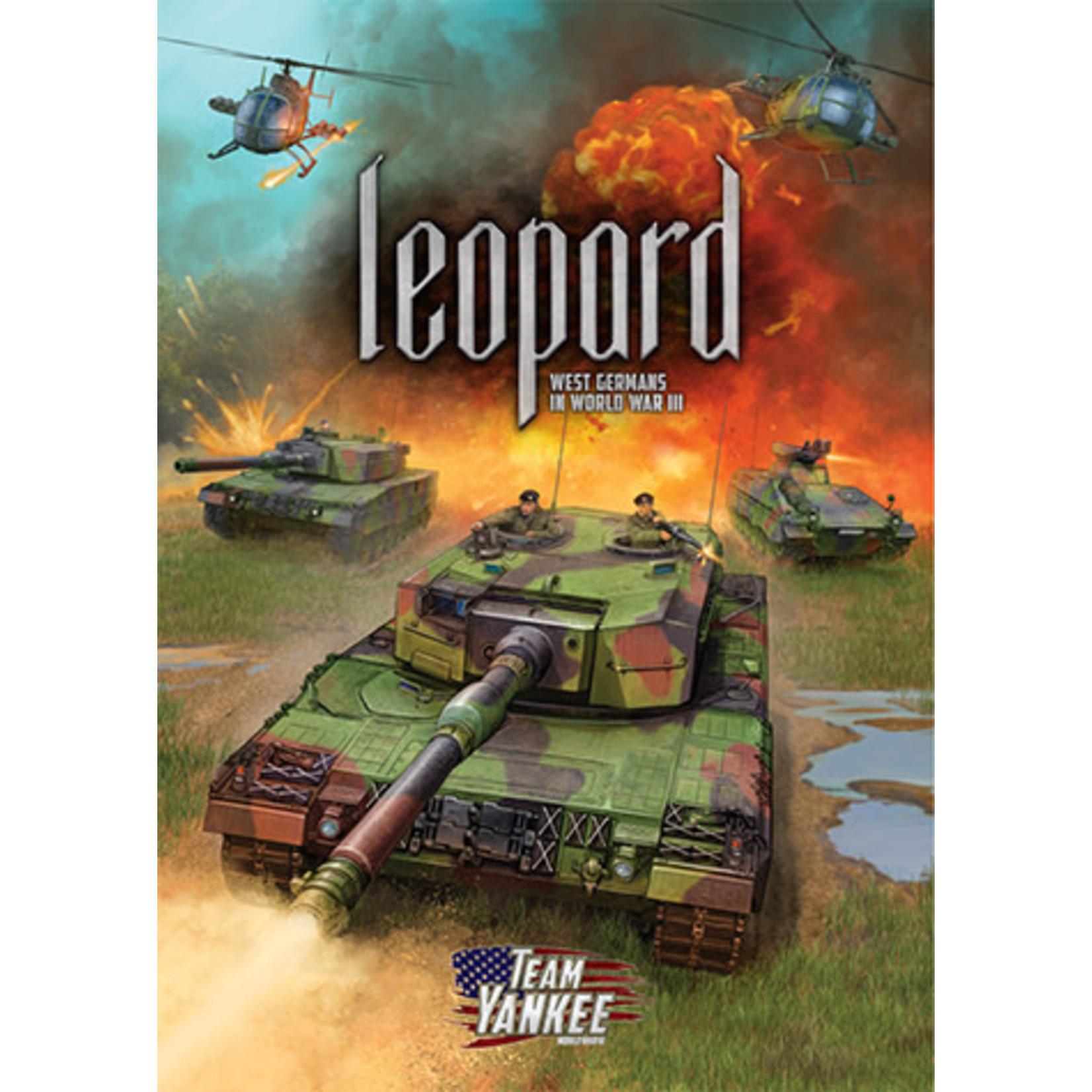 Battlefront Miniatures Ltd Team Yankee - World War III | Leopard