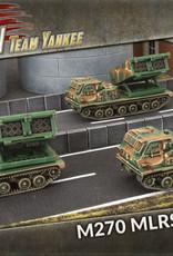 Battlefront Miniatures Ltd Team Yankee - World War III | M270 MLRS Rocket Launcher Battery