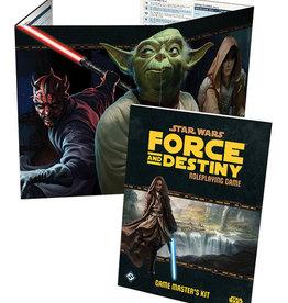 Fantasy Flight Games Star Wars RPG: Force and Destiny - Game Master's Kit