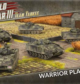 Battlefront Miniatures Ltd TY   Warrior Platoon