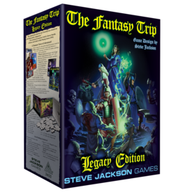 Steve Jackson Games The Fantasy Trip: Legacy Edition