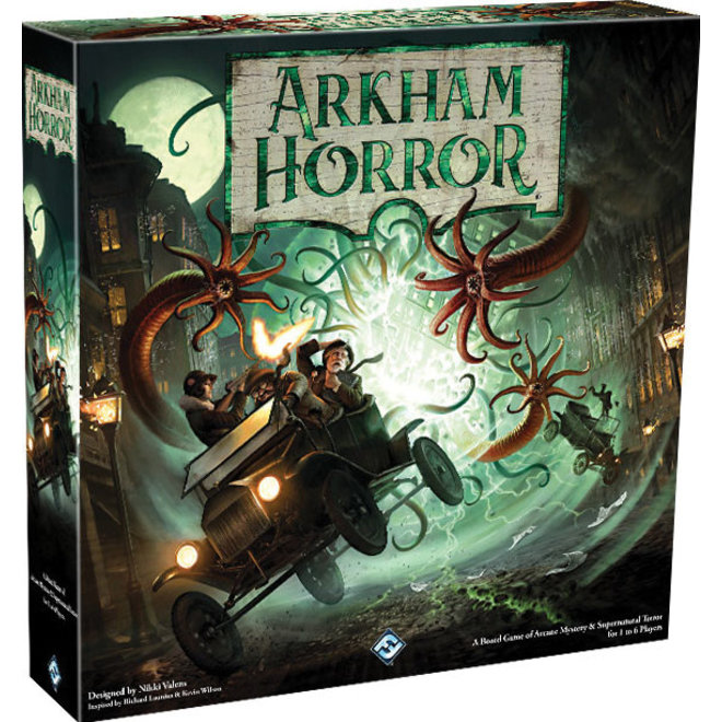 Arkham Horror Board Game: 3rd Edition - Core Set
