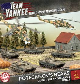 Battlefront Miniatures Ltd TY   Potecknov's Bears (Plastic Army Deal) - 2017