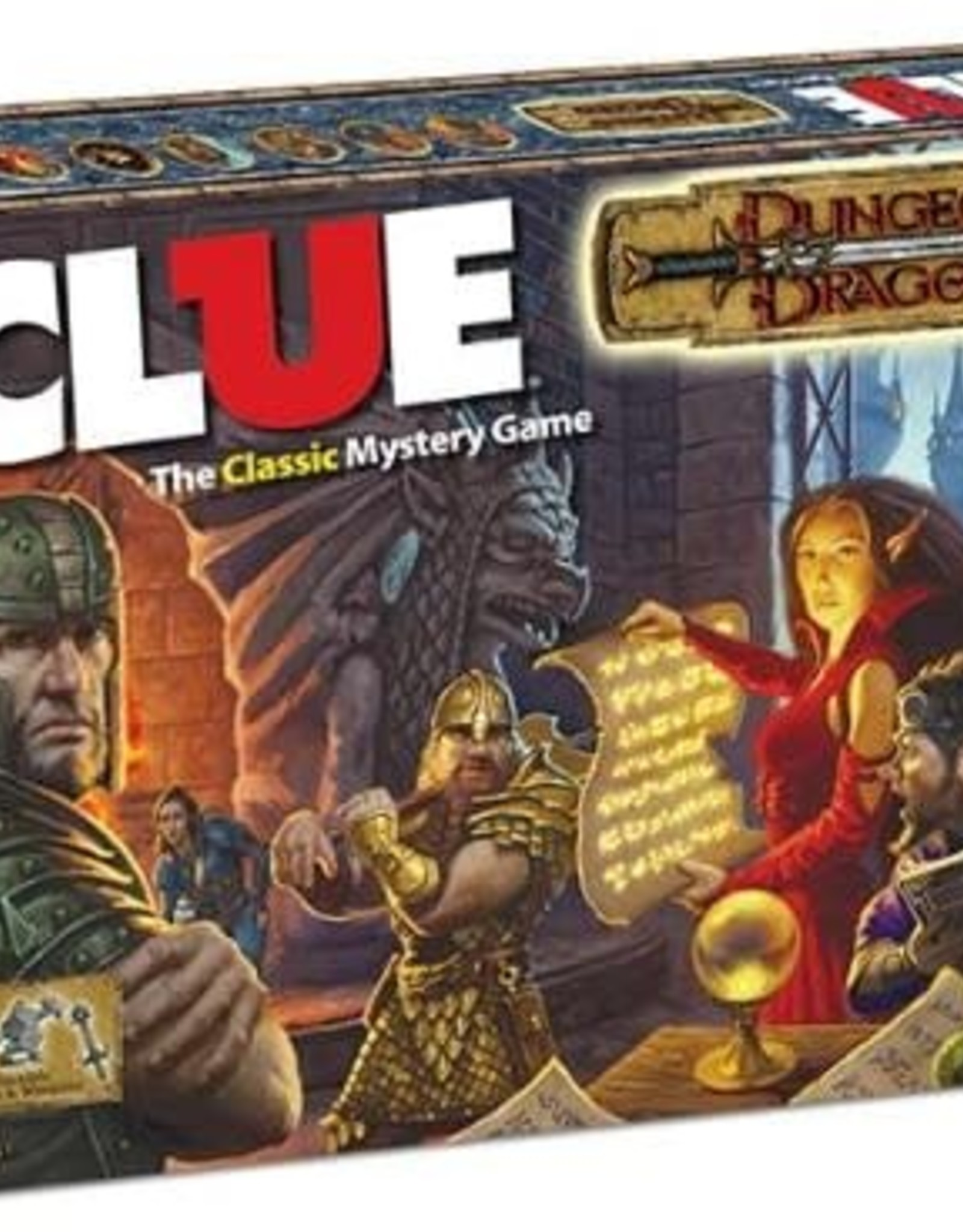 The Op Clue Dungeons & Dragons
