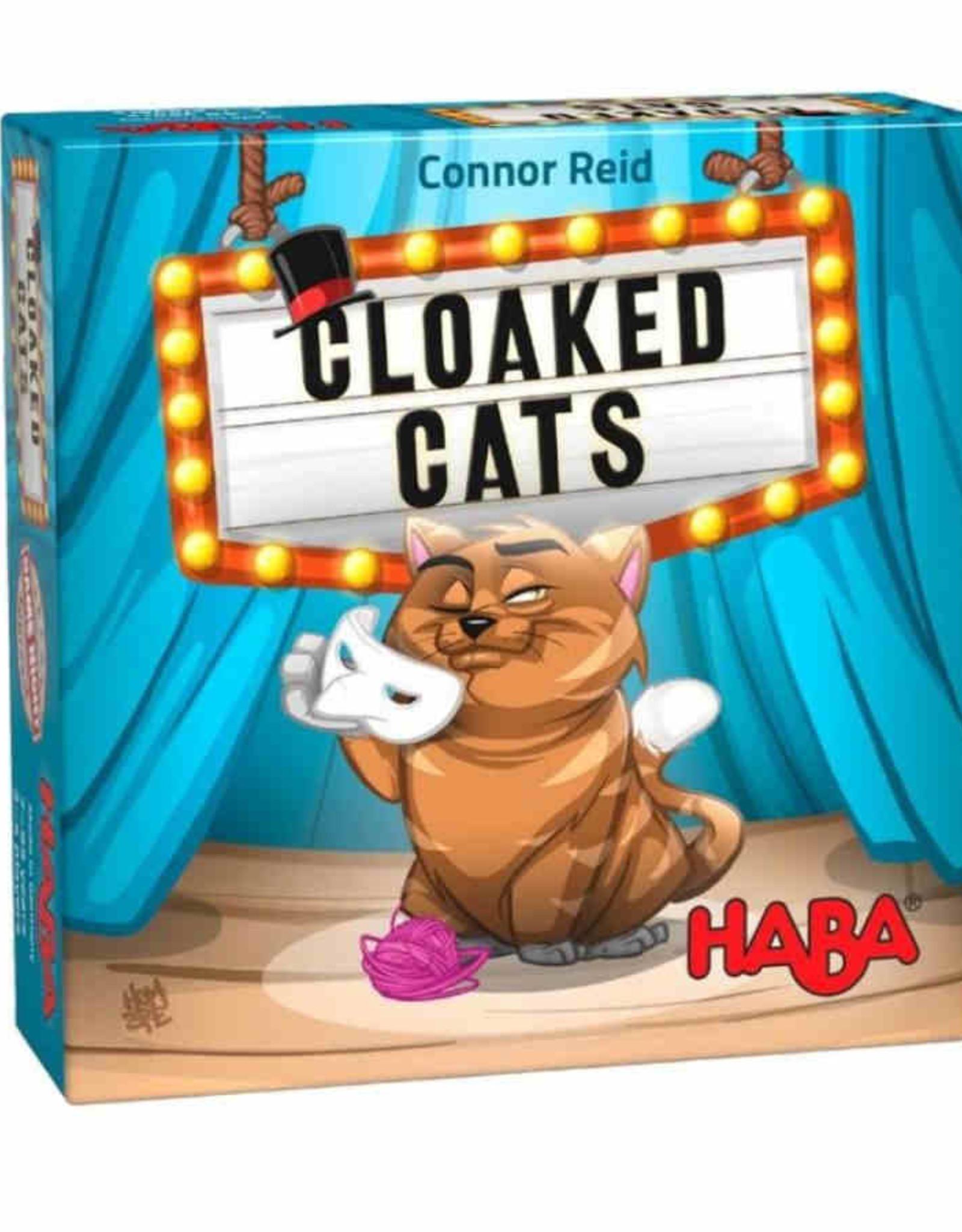 Haba USA Cloaked Cats