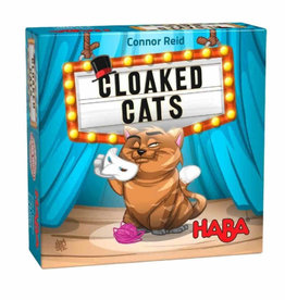 Haba USA Cloaked Cats