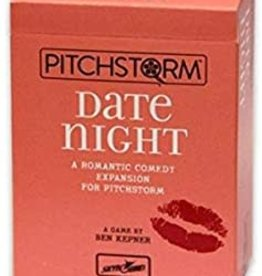Skybound Entertainment Pitchstorm: Date Night Deck